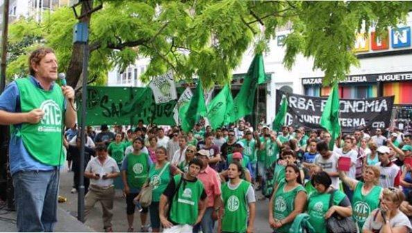 Denuncian despidos y persecución gremial de la gestión Vidal