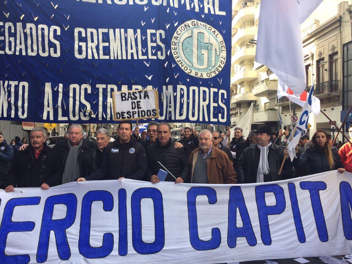 Mercantiles denunciaron más de 100 despidos en Cencosud