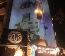 La CGT quiere los restos de Evita en Azopardo