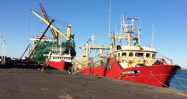 Preocupación entre los pesqueros por el avance de los capitales chinos
