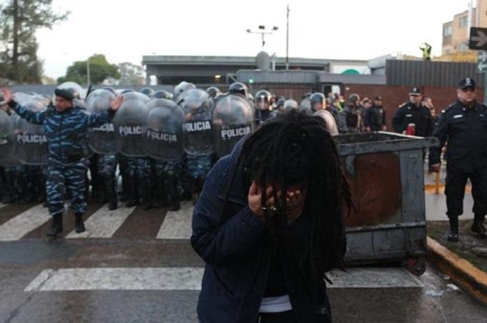 Horas después de la brutal represión, la justicia ordena reinstalar a despedidos de PepsiCo