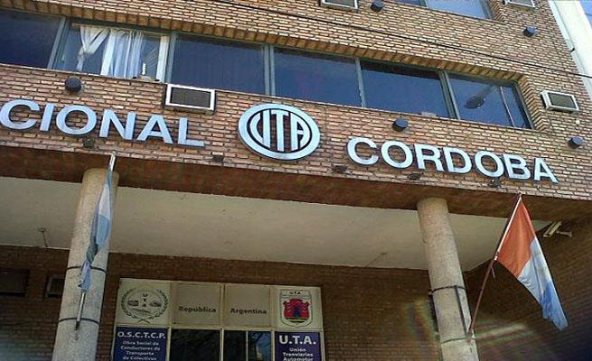 La UTA insiste en el desafuero de los delegados cordobeses que encabezaron la huelga