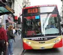 Trabajo dictó conciliación obligatoria y volvió a circular la Línea 60