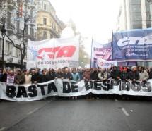 Las CTA y más de 50 gremios repudiarán la avanzada macrista contra la justicia laboral