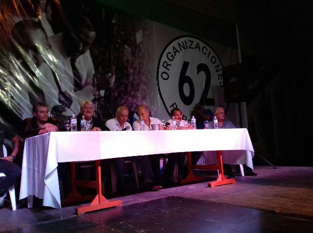 Las 62 Organizaciones hacen pie en Córdoba