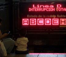 Metrovías dice que ya acordó paritarias y profundiza el conflicto en el subte
