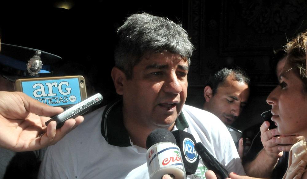 """Pablo Moyano pide una CGT """"fuerte, combativa y en las calles"""""""