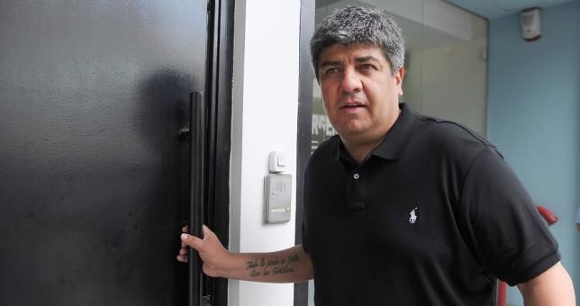 """Pablo Moyano espera que """"el voto bronca se refleje en las urnas"""""""