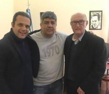 Pablo Moyano respaldó al gremio de farmacéuticos en su pelea con Daer