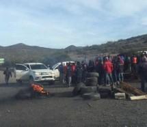 Denuncian disparos contra los operarios que toman el yacimiento de Tecpetrol