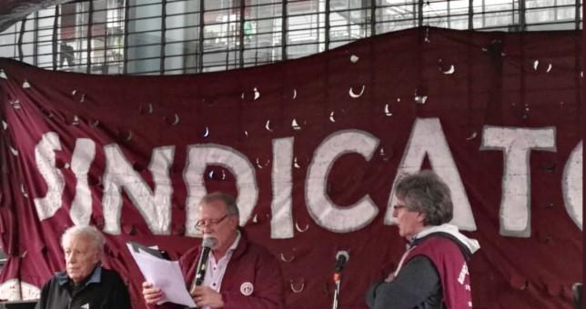 Cachetazo judicial II: Revocan la intervención de canillitas y el procesamiento de Plaini