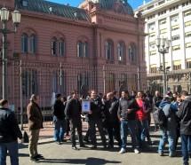 Impidieron que ATE elija delegados en Casa Rosada