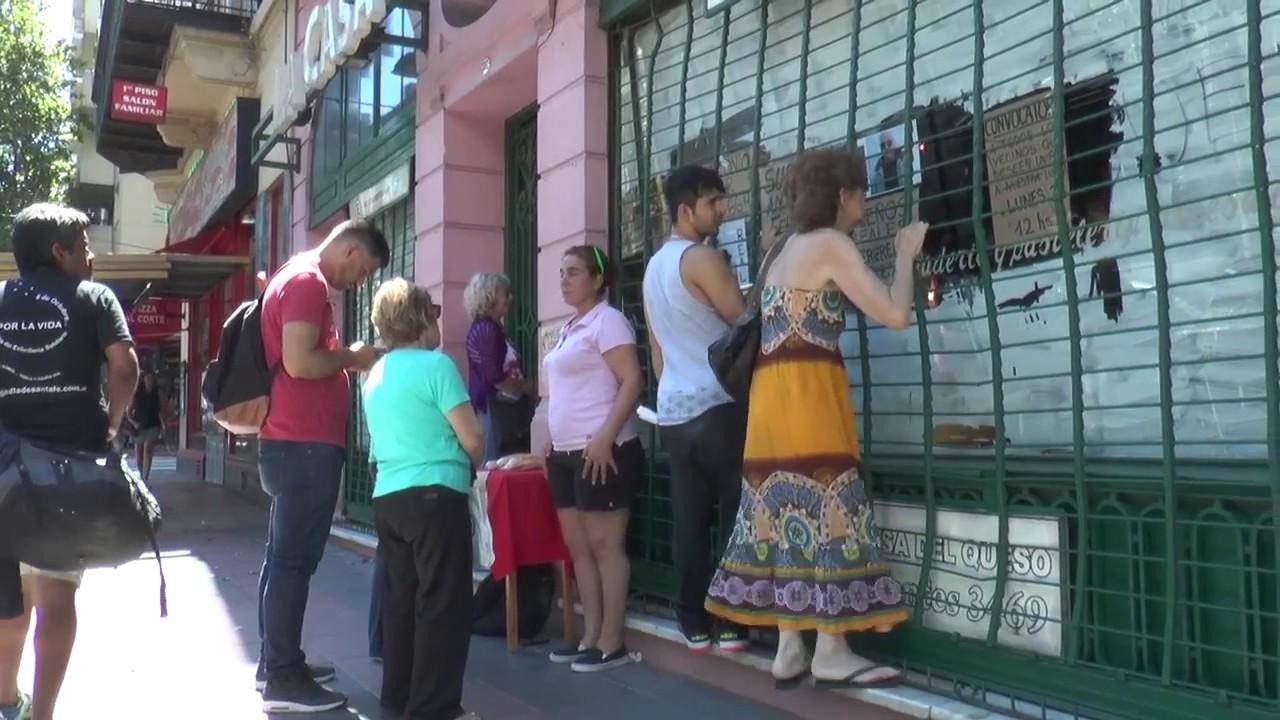 Cierra un restaurante por día en la Ciudad de Buenos Aires