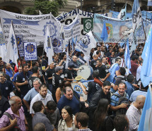 Gremios rosarinos le piden a la CGT que endurezcan su postura con el Gobierno