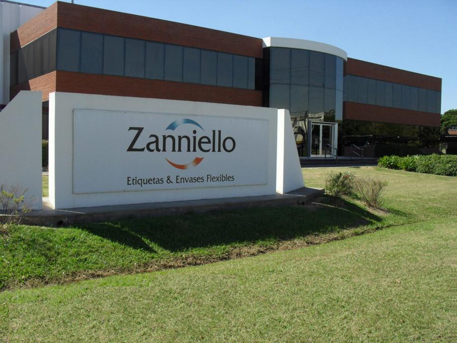 Despidos en la fábrica gráfica Zanniello