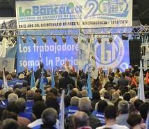 Mientras los gordos sepultan la huelga, la Corriente Federal le pide un paro a la CGT
