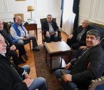 La CGT quiere sumar a la Iglesia al diálogo social