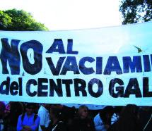 Denuncian persecuciones, ajuste y despidos en el Centro Gallego