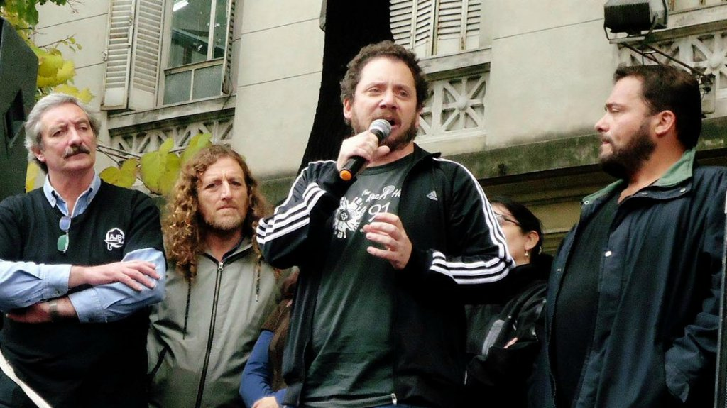 Judiciales bonaerenses piden que les devuelvan los descuentos por paros