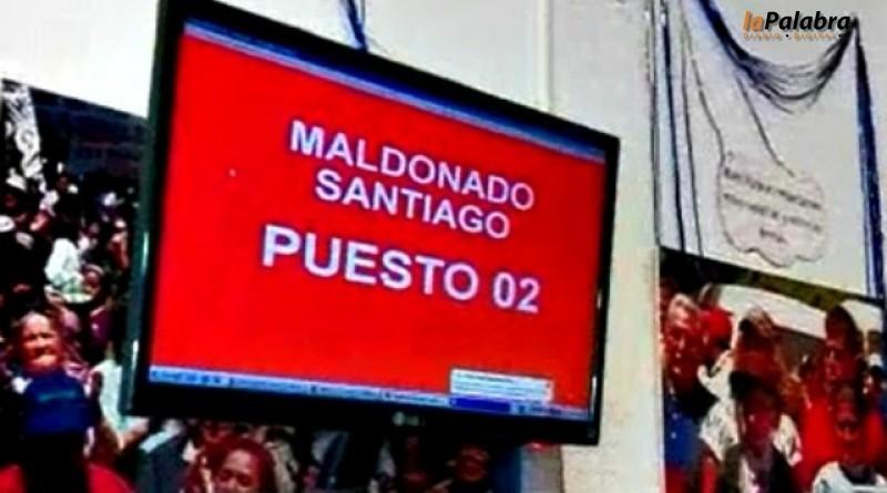Denuncian listas negras en PAMI Bariloche por reclamar la aparición de Santiago Maldonado