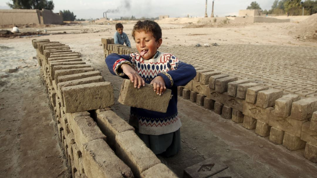 La OIT denunció que hay 152 millones de niños que trabajan
