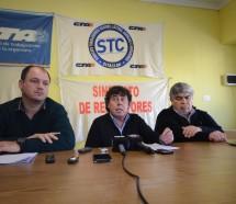 """""""Es lamentable que el gobierno corra una medida de fuerza porque aprieta a los dirigentes sindicales"""""""