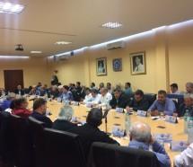 La CGT profundiza su acercamiento con Triaca y lo recibirá en Azopardo