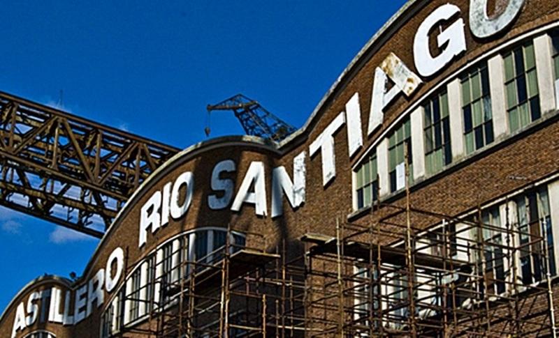 Trabajadores del Astillero Río Santiago le piden a Vidal que nombre Presidente para la firma