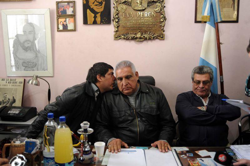 El Gobierno va por la intervención de la Uocra La Plata