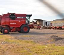 Suspensiones y tensión en la fábrica de cosechadoras Vassalli
