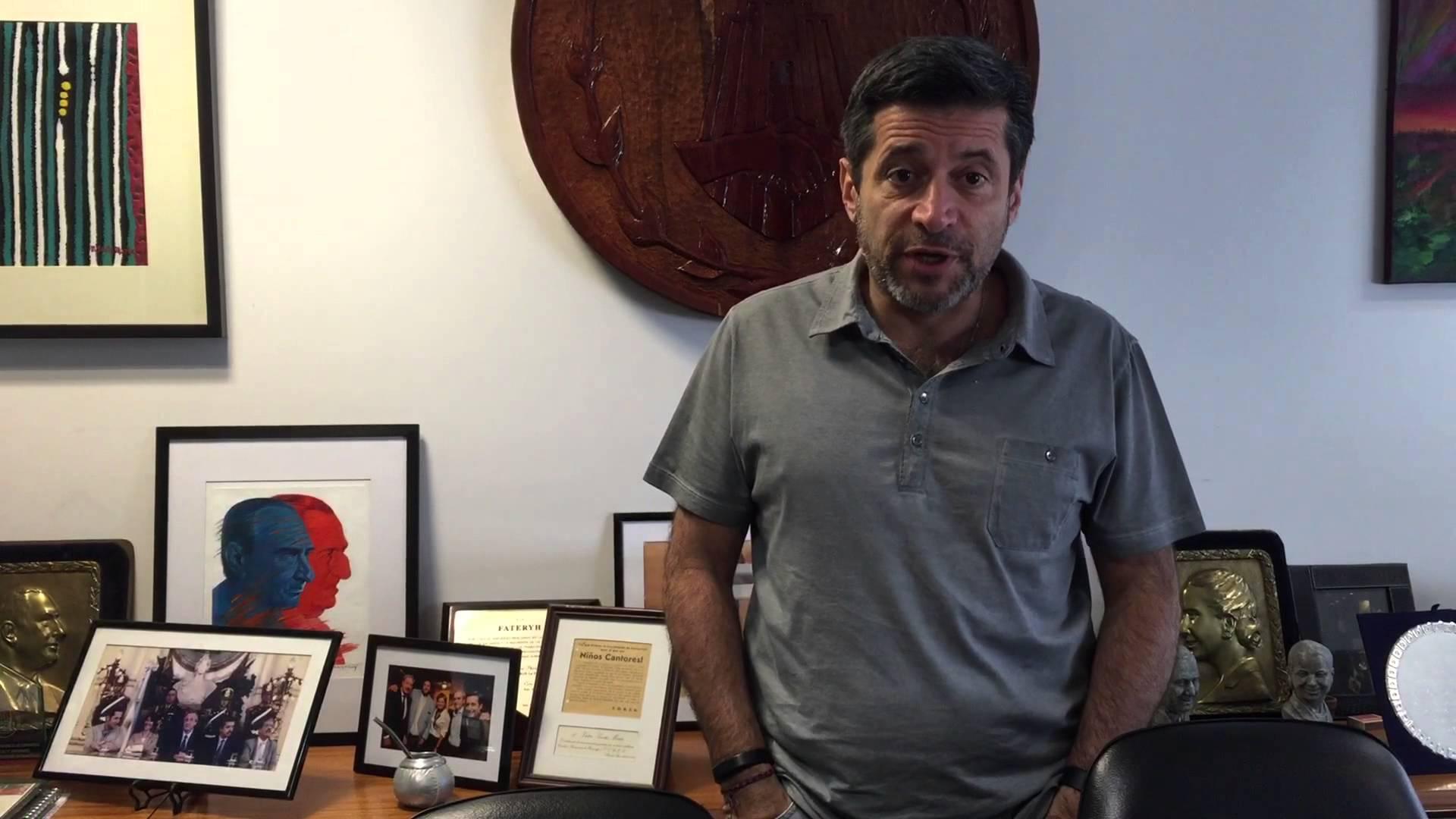 """Santa María denuncia una """"embestida"""" del Gobierno"""