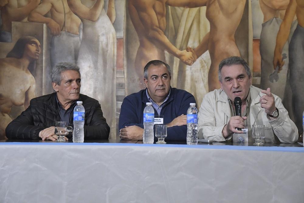 La CGT ratificó el diálogo hasta las elecciones