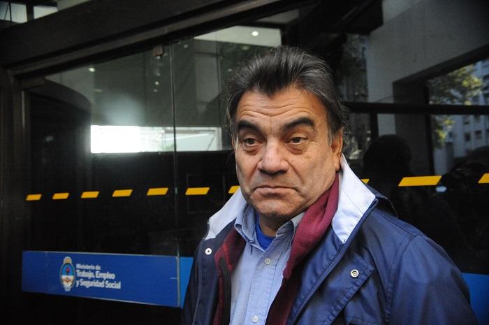 """""""Barba"""" Gutierrez dice que la CGT aceptará cambios en los convenios"""
