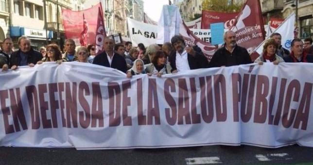 """Los médicos ya vislumbran un """"horizonte de conflicto"""" con Vidal"""