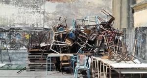 Docentes denunciaron la crisis edilicia escolar en tierras de Vidal