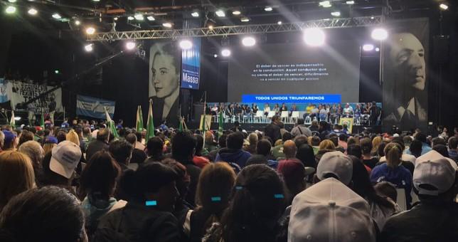 Rotundo fracasó de la apuesta del barrionuevismo por Massa
