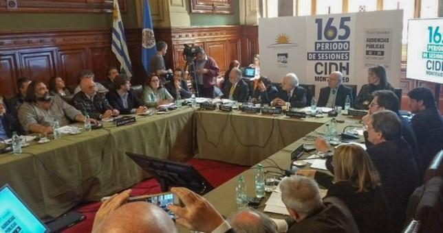 Fuerte denuncia contra el Gobierno de Macri en la Comisión Interamericana de Derechos Humanos