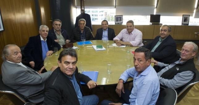"""La CGT le pidió a Triaca """"consenso"""" ante las reformas que vienen"""