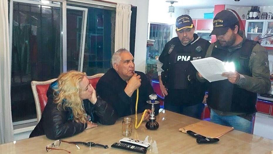 """Dictan prisión preventiva a """"Pata"""" Medina"""