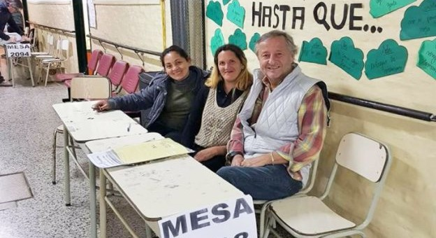 Los empresarios que presionan por la reforma laboral fiscalizaron para Cambiemos
