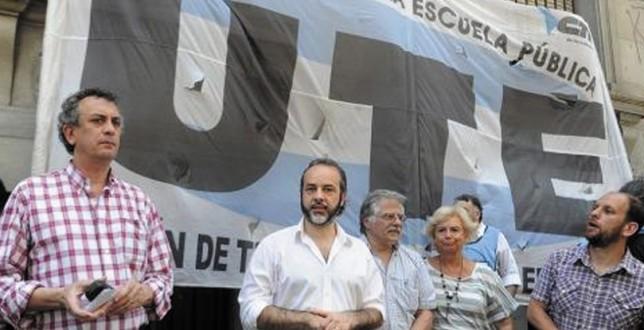 Docentes porteños protestarán contra la reforma educativa