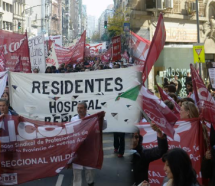 Médicos bonaerenses le piden a Vidal que cumpla los acuerdos paritarios