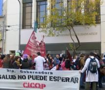Médicos vuelven a denunciar que Vidal congeló los pases a planta