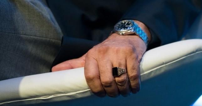 El ostentoso anillo de Pereyra
