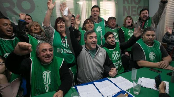 Las CTA rionegrinas movilizarán para rechazar el proyecto de presupuesto