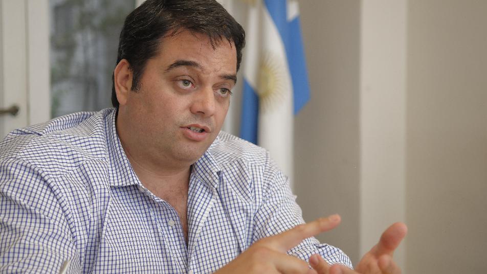 """Triaca advirtió que la detención de """"Pata"""" Medina es un """"mensaje claro"""" para los sindicalistas"""
