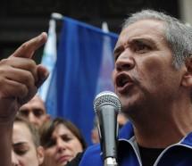 """Para Palazzo, si hay """"volumen"""" en la marcha del miércoles, se puede """"frenar la reforma laboral"""""""