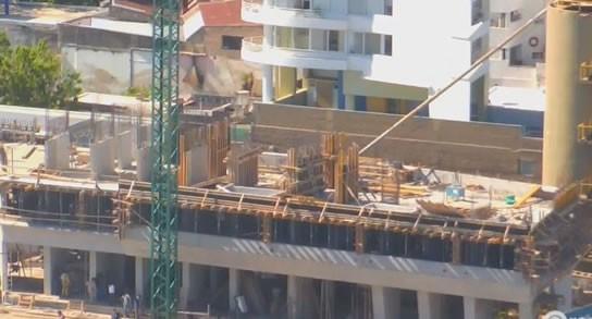 Murió otro obrero de la construcción en una obra