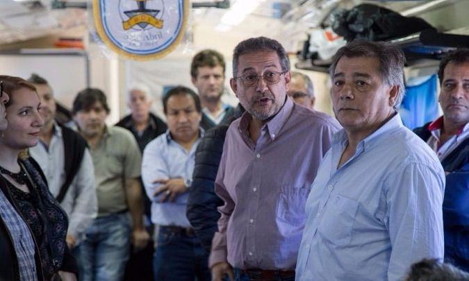 «Quieren que el sindicato quede acéfalo para luego intervenirlo»