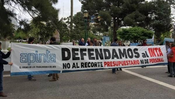Campaña web de los trabajadores del INTA para difundir su temor por despidos masivos